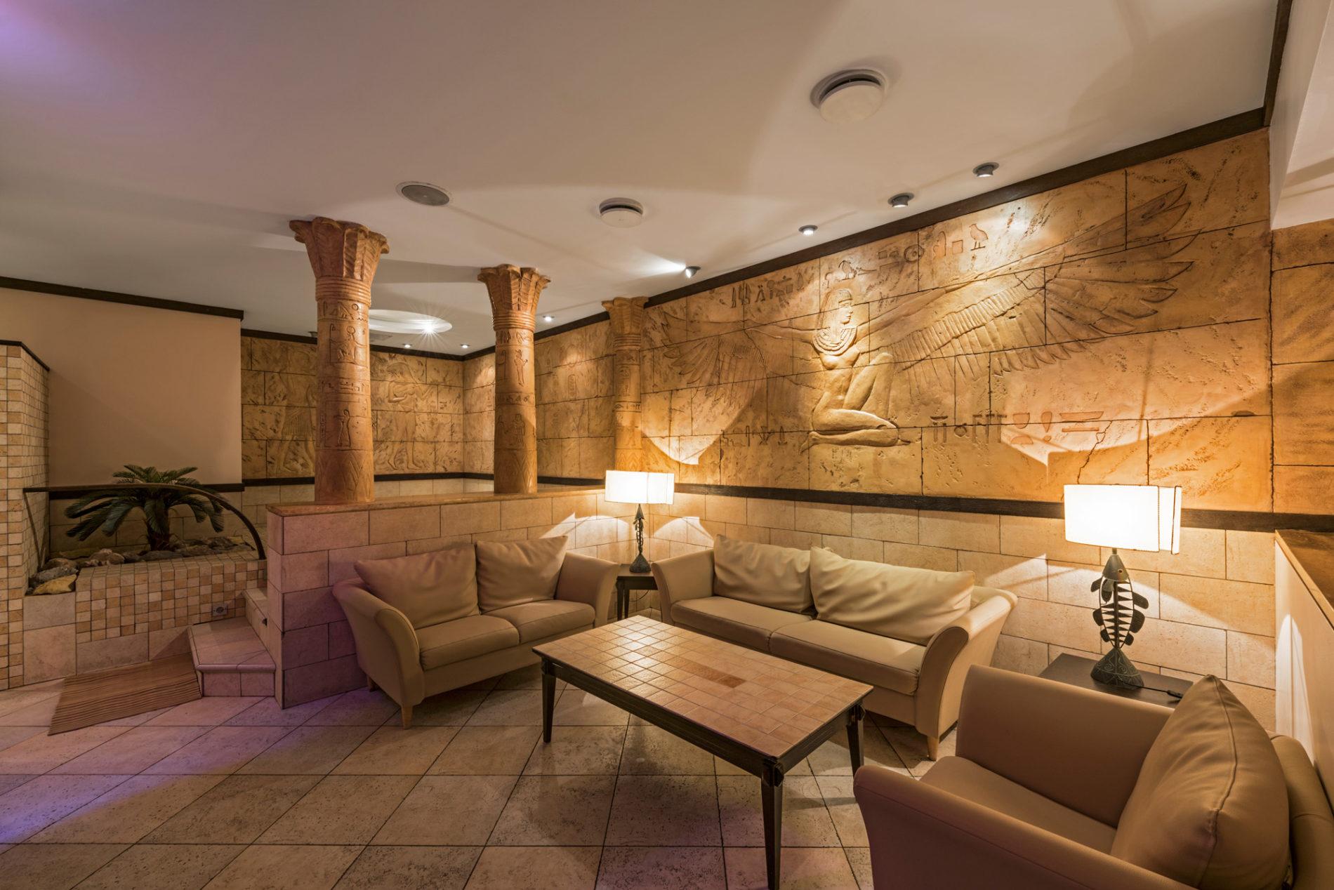 The Egyptian Bath | Forumpalace
