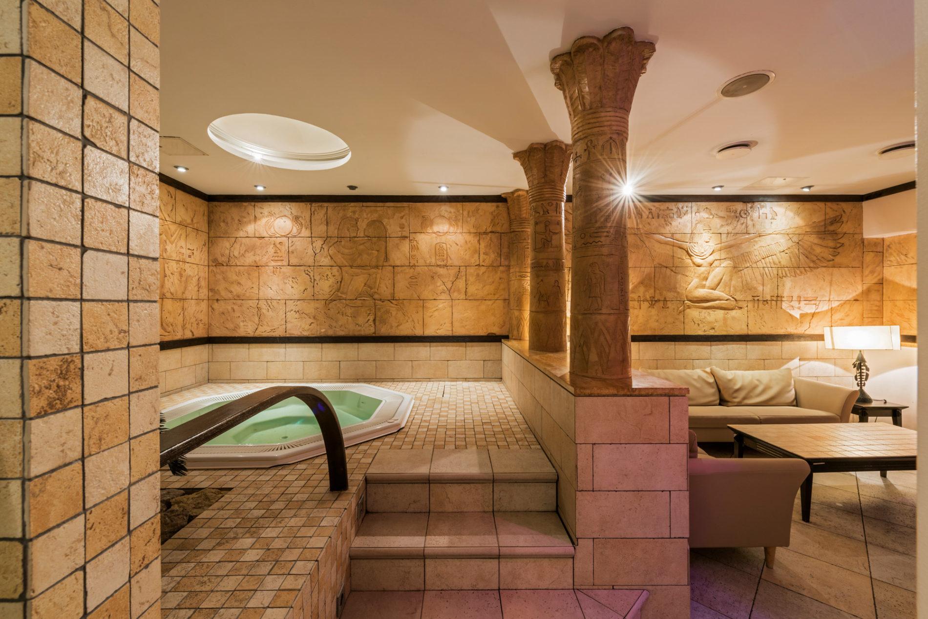 The Egyptian Bath Forumpalace
